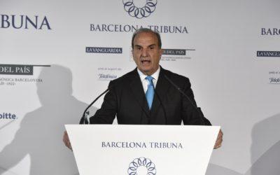Barcelona Tribuna con Joaquim Gay de Montellà