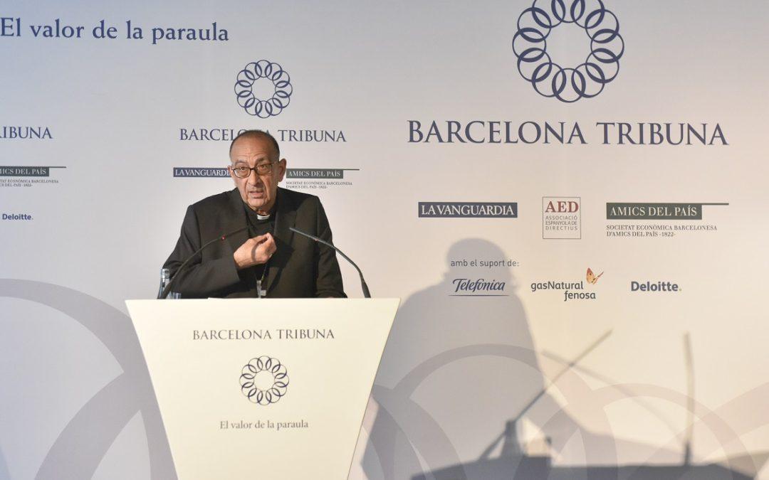 Barcelona Tribuna amb Joan Josep Omella