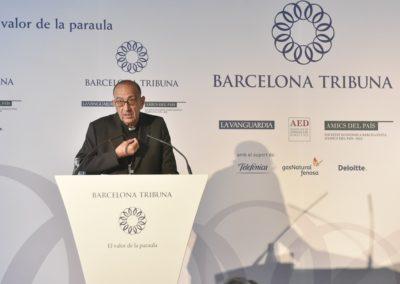 Joan Josep Omella a Barcelona Tribuna