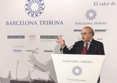 Andreu Mas-Colell a Barcelona Tribuna