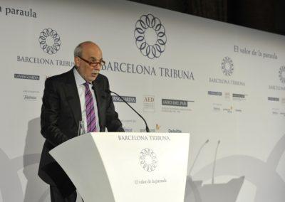 Barcelona Tribuna amb Oriol Junqueras