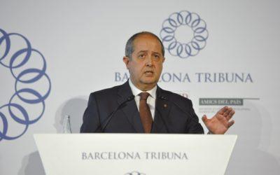 Barcelona Tribuna amb Felip Puig