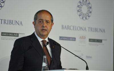 Barcelona Tribuna con Felip Puig