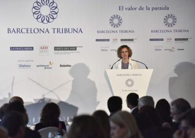 Meritxell Ruiz a Barcelona Tribuna