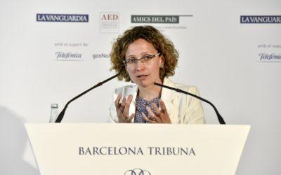 Barcelona Tribuna amb Meritxell Ruiz