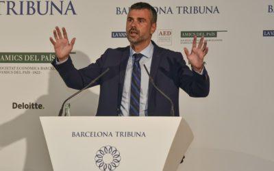 Barcelona Tribuna amb Santi Vila