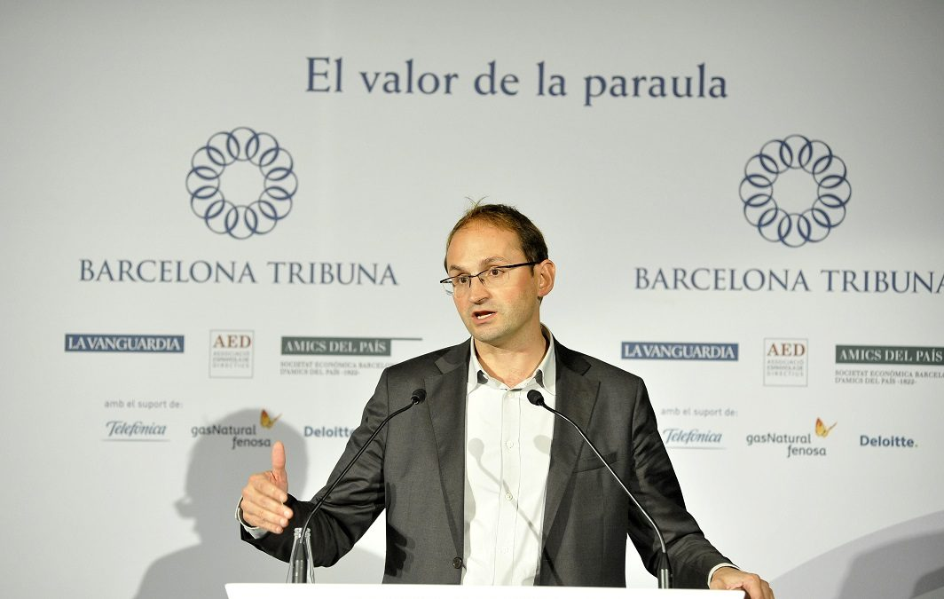 Barcelona Tribuna amb Joan Herrera