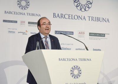 Miquel Iceta a Barcelona Tribuna
