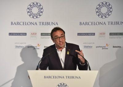 Josep Rull a Barcelona Tribuna