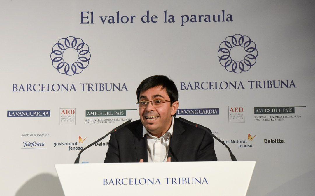 Barcelona Tribuna amb Gerardo Pisarello
