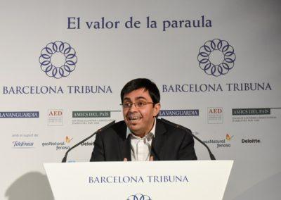 Gerardo Pisarello a Barcelona Tribuna