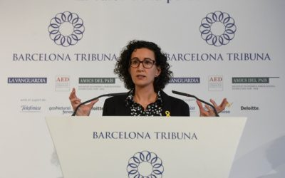 Barcelona Tribuna amb Marta Rovira