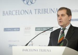 Barcelona Tribuna amb José Manuel Vargas