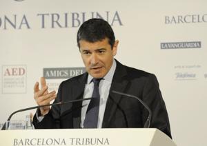 Barcelona Tribuna amb Agustí Cordón