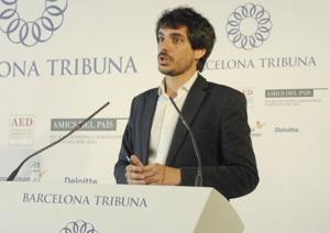 Barcelona Tribuna amb Ernest Urtasun