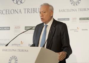 Barcelona Tribuna José Manuel García-Margallo