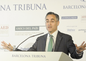 Barcelona Tribuna amb Ramon Tremosa