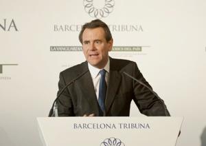 Barcelona Tribuna amb Sixte Cambra