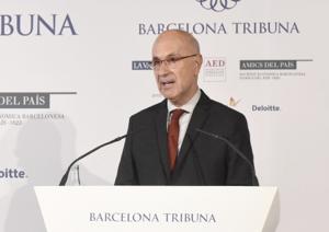 Barcelona Tribuna con Josep Antoni Duran i Lleida