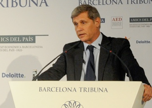 Barcelona Tribuna amb Alberto Fernández Díaz