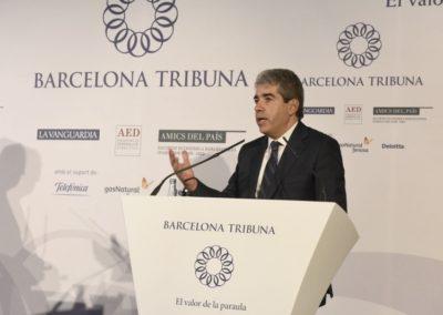 Barcelona Tribuna amb Francesc Homs 2015