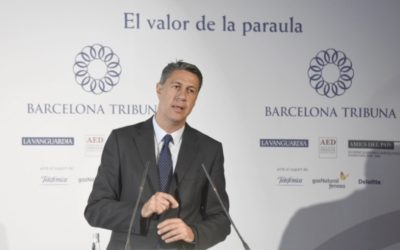 Barcelona Tribuna amb Xavier García Albiol