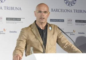 Barcelona Tribuna amb Raül Romeva