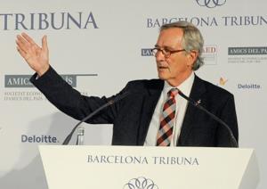 Barcelona Tribuna amb Xavier Trias – 2015