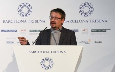 Barcelona Tribuna amb Xavier Domènech