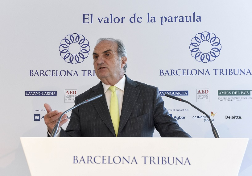 Barcelona Tribuna amb Joaquim Gay de Montellà
