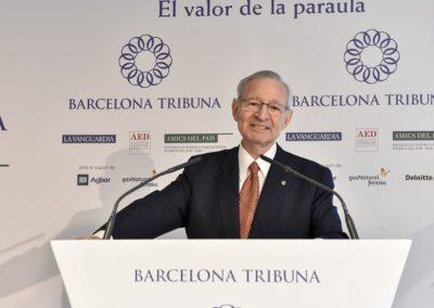 Miquel Valls a Barcelona Tribuna