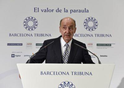 Miquel Roca a Barcelona Tribuna