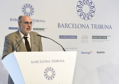 Enric Juliana presenta a Jaume Duch