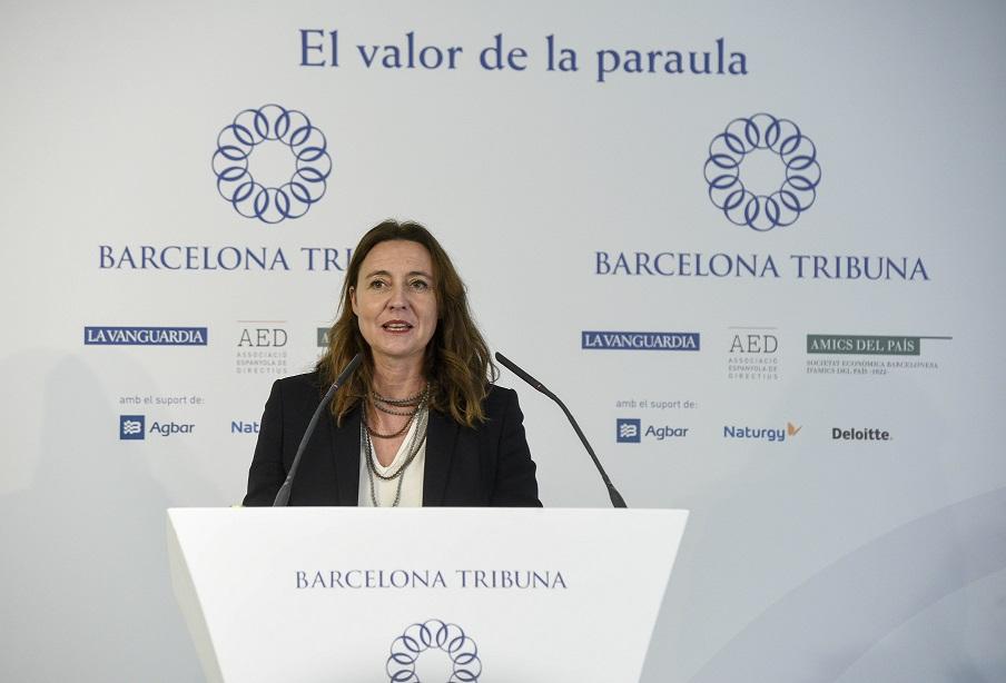 Barcelona Tribuna amb Mercè Conesa