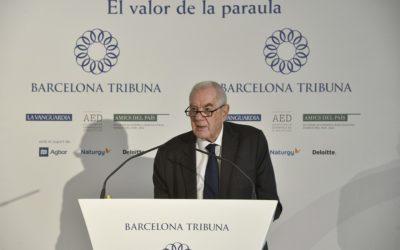 Barcelona Tribuna con Ernest Maragall