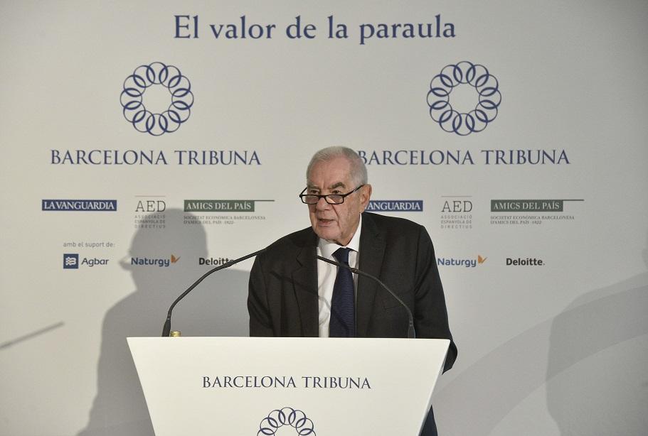 Barcelona Tribuna amb Ernest Maragall