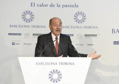 Barcelona Tribuna amb Laura Borràs