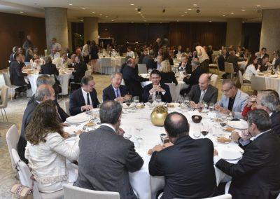 Barcelona Tribuna amb Manuel Valls