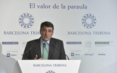 Barcelona Tribuna con Aitor Esteban