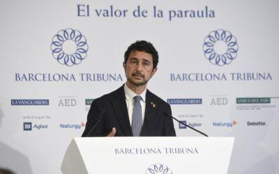 Barcelona Tribuna con Damià Calvet