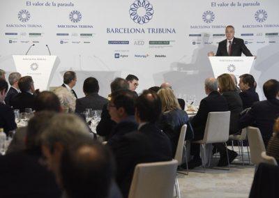 Barcelona Tribuna amb Pere Navarro