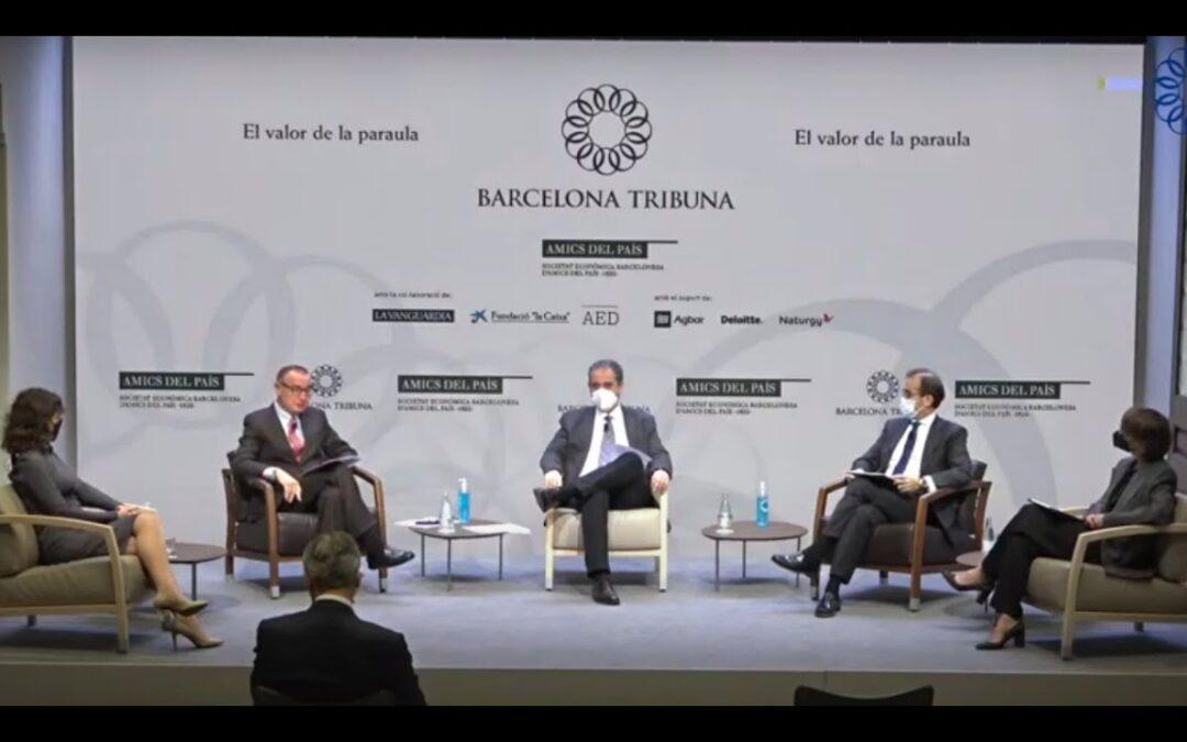 """Barcelona Tribuna online """"La projecció de l'activitat econòmica de Barcelona"""""""