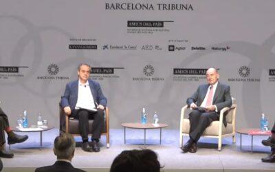 """Barcelona Tribuna online """"Debat sobre l'urbanisme de la ciutat. La construcció de l'eixample del futur"""""""